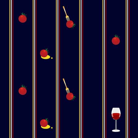 stripe: tomate juicy stripe