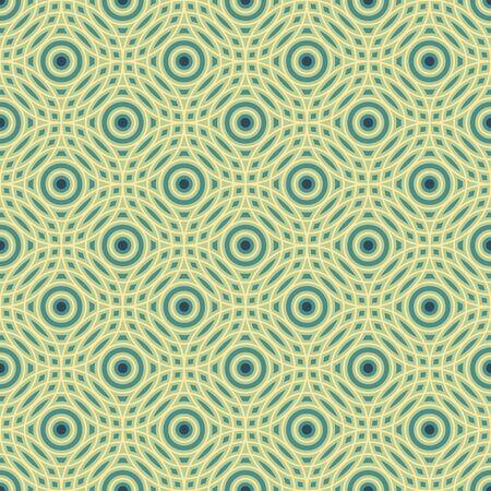 Acid Swamp Ripples Seamless Pattern