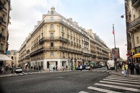 Street of Paris