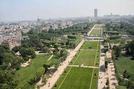 View from Eifel tower photo