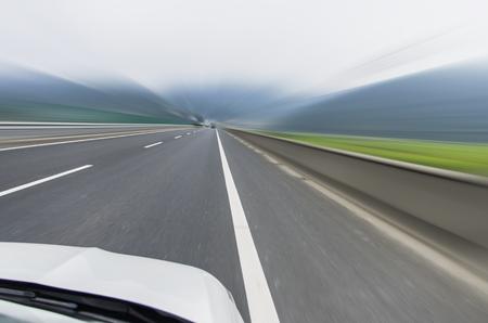 fuzzy: Fuzzy Road
