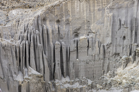 texture of stone mountain background