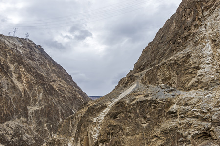 Brow mountain 版權商用圖片