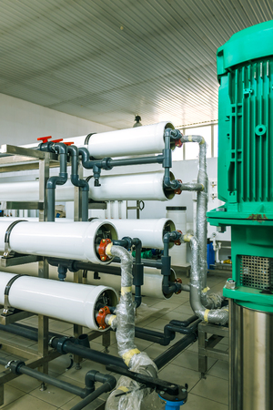 filtraci�n: pumps and piping system filtration and water purification