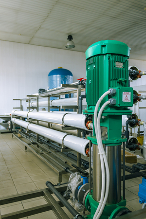 filtration: pumps and piping system filtration and water purification