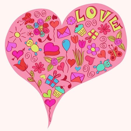 St valentine Stock Vector - 10414441