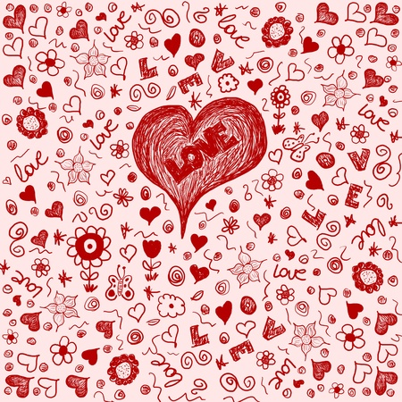 romance love: Valentine Stock Photo