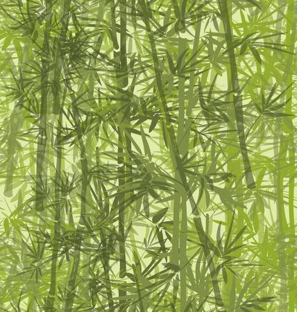 bambu: Bamboo sin patrón.