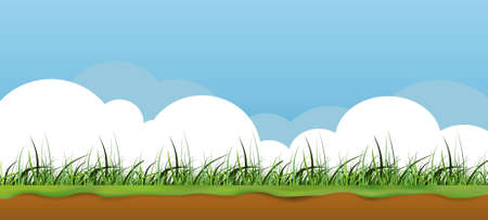 web page natural banner
