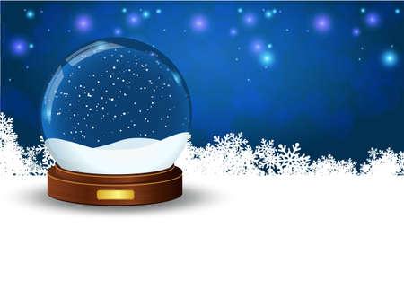 Christmas background  Vektorgrafik
