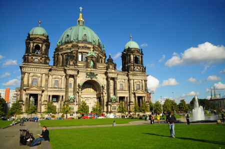BERLIN CATHEDRAL Editorial