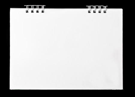almanacs: blank calendar Stock Photo