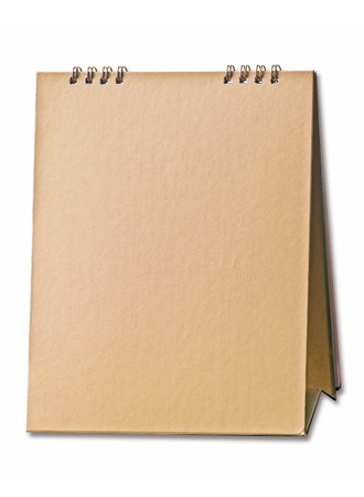 blank calendar photo