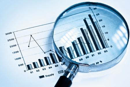 analyse: loupe sur le graphique