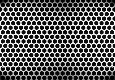 metalen textuur Stockfoto