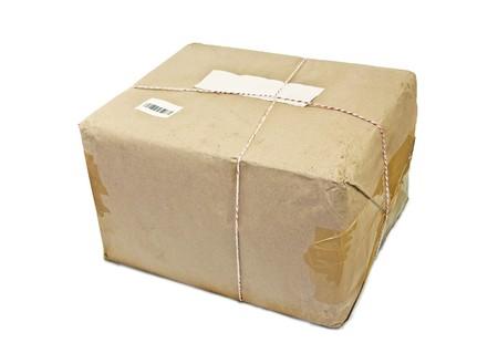 postal packaging photo