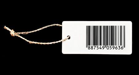 Ordinal: Barcode-Tag
