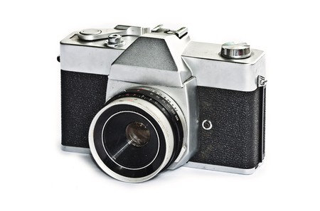 point and shoot: vintage camera