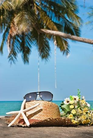 vacation on the beach Stock Photo - 8911803