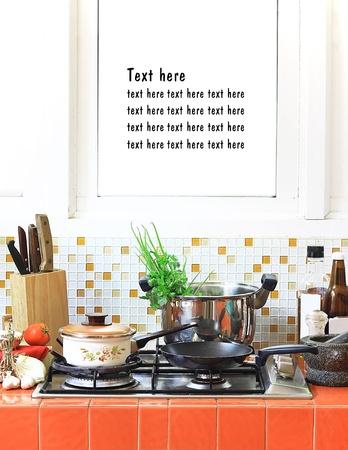 thuis keuken