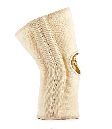 luxacion: Soporte de rodilla Foto de archivo