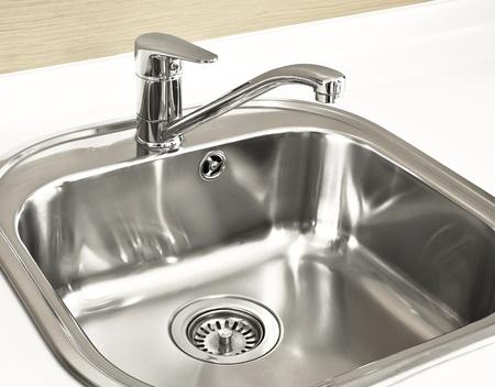 Waschbecken waschen