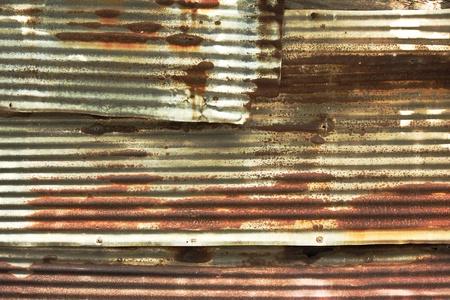 oude staalplaten