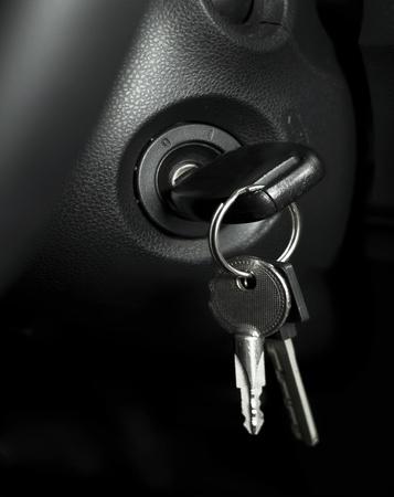 key to freedom: Claves de coche en ignici�n (inicio del coche)