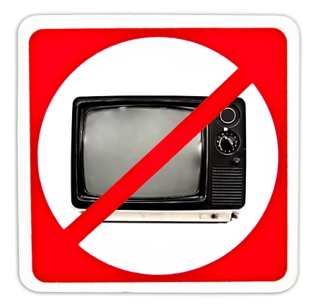 not allow to watch the tv