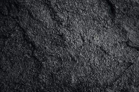 background texture of black rock