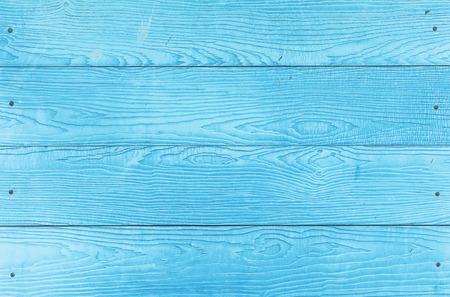 textuur detail van blauwe houten paneel Stockfoto