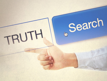truths: search the truth (vintage style)