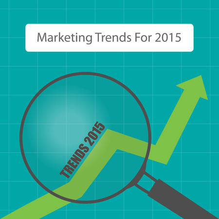trends: looking marketing trends for 2015