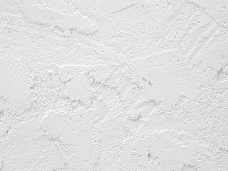 Texture du mur de ciment blanc grossier