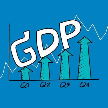 Economic growth continued to recover each quarter . GDP rebound after recession.