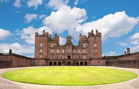 Castle Drumlanrig, Scotland photo