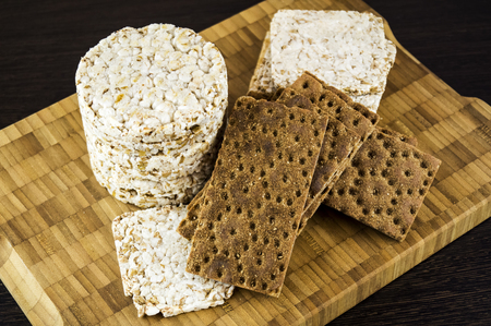 eating right: crispbread and bread products