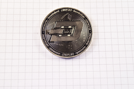 Dash is a modern way of exchange and this crypto currency is a convenient means of payment in the financial and web markets Фото со стока