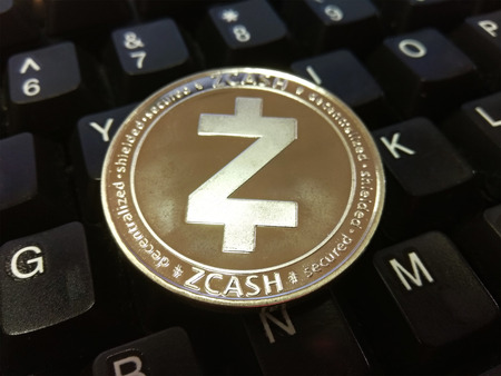 ZCASH is a modern way of exchange and this crypto currency is a convenient means of payment in the financial Imagens