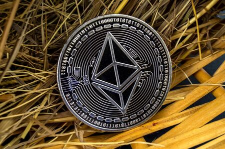 ethereum classic is a modern way of exchange and this crypto currency is a convenient means of payment Imagens