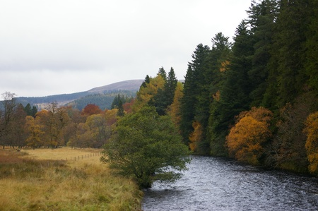 Highlands River Stock Photo - 10983199