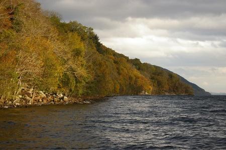 loch ness: Loch Ness Stock Photo