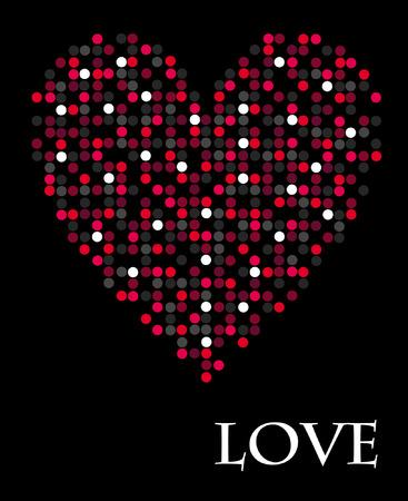Love spectrum Stock Vector - 8715964
