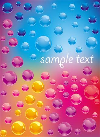 Color spheres Stock Vector - 8715972