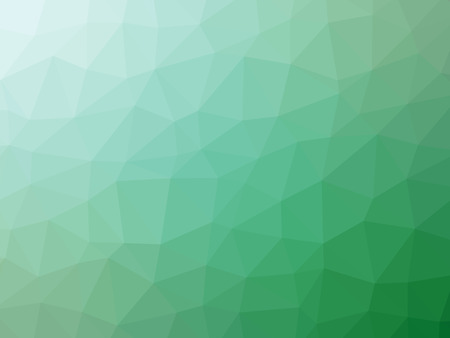 green grass: Green gradient polygon shaped background.