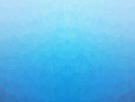 Teal blue gradient polygon shaped background.