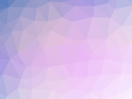 polychromatic: Purple pink gradient polygon shaped background. Stock Photo