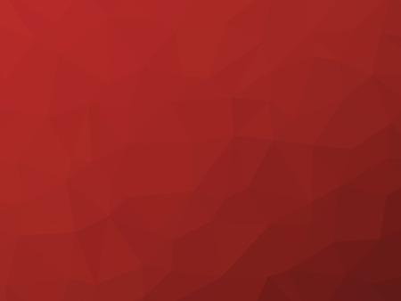 crimson: Crimson red polygon shaped background.