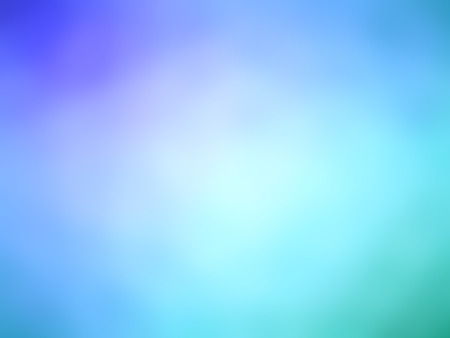 Abstract gradient purple blue teal colored blurred background. Banque d'images