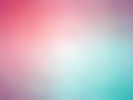 추상 그라데이션 핑크 보라색 녹색 파란색 흐린 된 배경 색깔. 스톡 콘텐츠